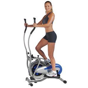 Bicicleta Elíptica (Orbitrek)