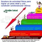 Escalera del Acondicionamiento Físico