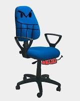 La silla, un asesino silencioso que habita en cada oficina
