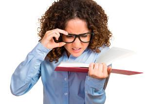 Los problemas visuales generan dificultades académicas