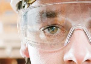 Protección Ocular en el Trabajo
