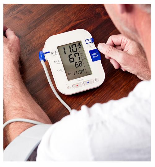 Tratamiento de la hipertensión arterial por cardiología